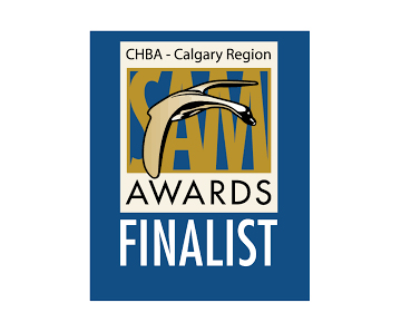 CHBA - Calgary Region Sam Awards Finalist