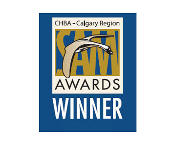 CHBA - Calgary Region Sam Awards Winner